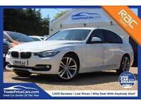 2014 14 BMW 3 SERIES 2.0 318D SPORT 4D 141 BHP DIESEL