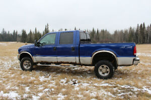 2003 Ford F-350 Lariat edition