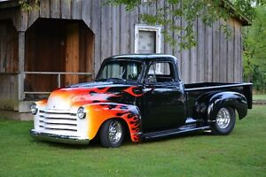 1955 chevy pick up first series