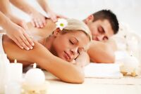 Incredible deal!!  $99 for 45 min facial and 30 min body massage
