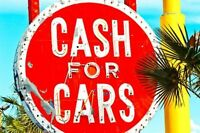 200-2000 cash for scrap cars & junk care removal 6478667777