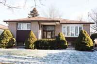 2 bedroom basement apartment rental Bowmanville - April 1st