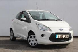 2015 FORD KA 1.2 Edge 3dr [Start Stop]