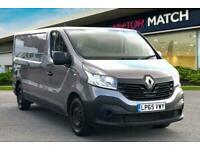 2016 Renault Trafic LL29 BUSINESS DCI Panel Van Diesel Manual