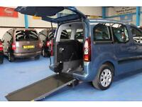 Citroen Berlingo Plus Special Edition Wheelchair car mobility vehicle 2012