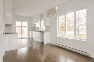 BROSSARD: 5 1/2 NEUF À LOUER / NEW 5 1/2 FOR RENT