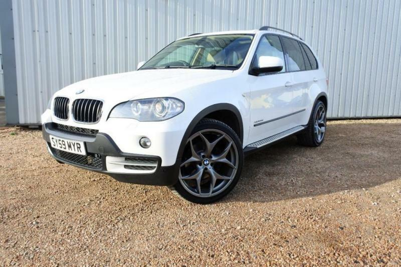 2009 59 bmw x5 3 0 xdrive30d se 5d auto 232 bhp diesel. Black Bedroom Furniture Sets. Home Design Ideas