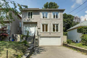 Spacious 2 bedroom basement available for rent at Yonge/Sheppard