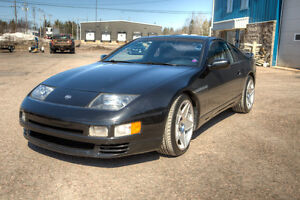 1991 Nissan 300ZX Twin turbo Coupe (T-top)