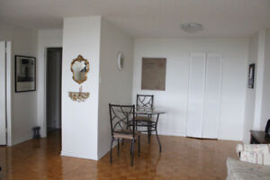 3.5 Apt lease transfer in Downtown Montreal (Doctor Penfield)