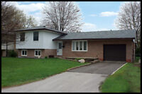 Attractive 3 bedroom, 2 bath 4 level sidesplit on Dominion