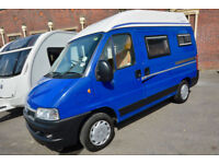 SOLD Fiat Ducato Newlands Camper Van / Motorhome SOLD