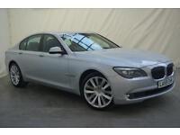 2010 59 BMW 7 SERIES 3.0 730D SE 4D AUTO 242 BHP DIESEL