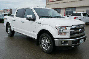 2016 Ford F-150 Lariat LOADED, Heated Leather, Nav,Back Up Cam