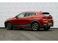 2018 BMW X2 xDrive 20d M Sport X 5dr Step Auto Hatchback Diesel Automatic