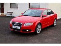 Audi A4 Tdi S line 2.0 BRE engine code 114k full history finance available golf Jetta passat Leon A3