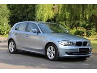 2010 60 BMW 1 SERIES 2.0 118I SE 5D AUTO 141 BHP