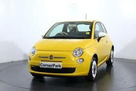 2015 FIAT 500 COLOUR THERAPY HATCHBACK PETROL