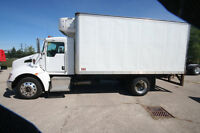 2012 KENWORTH T270  16 FOOT REEFER