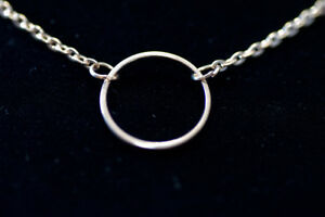 NEW Circle Necklace