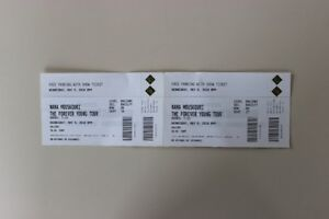 2 Nana Mouskouri tickets for May 9th