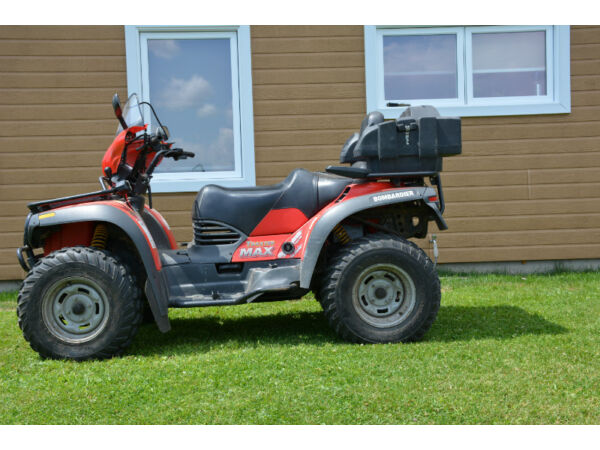 2003 Other traxter 500cc Bombardier