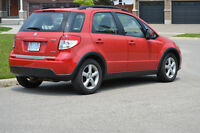 2008 Suzuki SX4 Base Hatchback