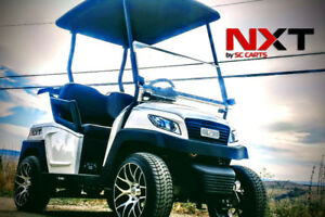 NXT Custom Golf Carts