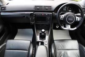 2007 07 AUDI A4 4.2 RS4 QUATTRO 4D 420 BHP