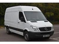 2.1 313 CDI 5D 129 BHP MWB HIGH ROOF DIESEL MANUAL VAN 2012