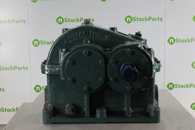 PHILADELPHIA GEAR 4109MT RBLT - PARALLEL SHAFT GEAR REDUCER 1.448:1 RATIO