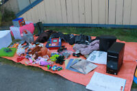 Free Miscellaneous Items - Moving!
