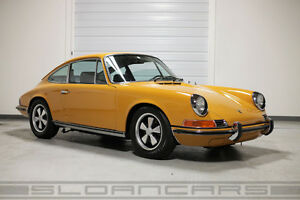 LOOKING TO PURCHASE EARLY PORSCHE 911
