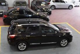 2011 61 NISSAN QASHQAI+2 1.6 TEKNA IS PLUS 2 DCI 4WDS/S 5D 130 BHP DIESEL