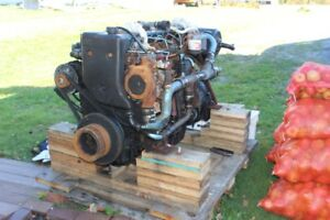 6 cylinder perkins for parts or repair