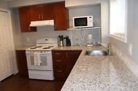 Available Now - 2 Bdrm, 2 Level, Fully Furnished Lower Apartment
