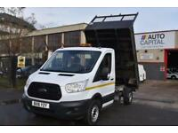 2.2 350 C/C DRW 2D 125 BHP MWB L2H1 DRW RWD MANUAL 1-WAY TIPPER 2016