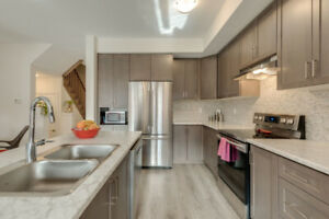 Upgraded Modern Townhouse For Sale