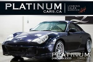 2003 Porsche 911 Carrera 4S/ BOSE SOUND/ CANADIAN/ POWER SEATS
