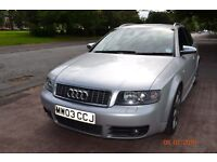 Audi s4 avant long mot