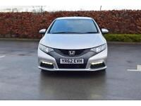 2012 HONDA CIVIC Honda Civic 1.4 SE 5dr