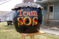 Giant Yard Sale for Team SOS