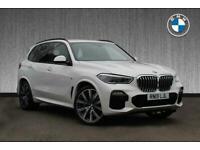 2019 BMW X5 X5 xDrive40i M Sport Auto Estate Petrol Automatic