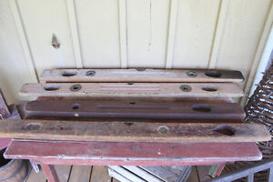 Antique Wooden Carpenter's Levels London Ontario image 2