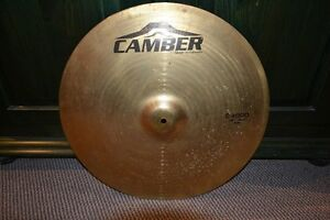 """CYMBALE 20""""  CAMBER C-4000"""