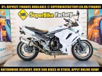 2014 14 SUZUKI GSX1250 FAL4 0% DEPOSIT FINANCE AVAILABLE