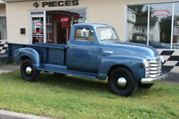 chevy pick up 1950!