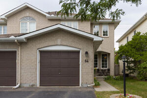 3 bedroom semi-detached home in Barrhaven!