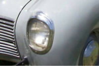 Looking for desoto headlight bezels like ones in sample picture