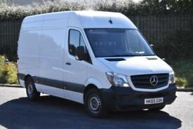 2.1 313 CDI MWB 5D 129 BHP HIGH ROOF RWD EURO 5 DIESEL PANEL MANUAL VAN 2015